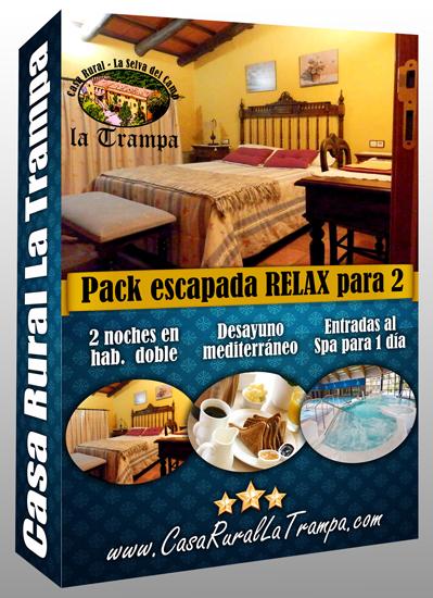 pack escapada relax